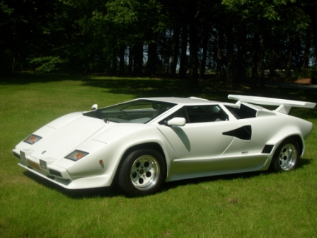 lamborghini countach replica ebay. Black Bedroom Furniture Sets. Home Design Ideas